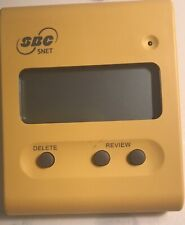 Caller ID SBC Snet With Adapter Vintage