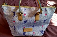 Disney Dooney and Bourke Tinkerbell 2013 Half Marathon Shopper Tote