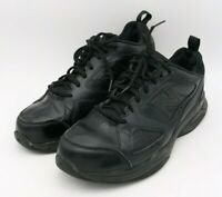 New Balance Abzorb Black Leather Walking Athletic Shoes Mens 10 4E Extra Wide