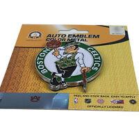 New NBA Boston Celtics Color Metal 3D Car Truck Emblem Sticker Decal