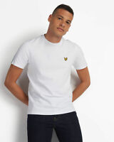 Lyle and Scott Mens Taped T-Shirt - Cotton