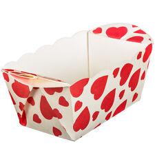 Mini Horno Moldes X30-Corazones Pastel backform día de San Valentín amor