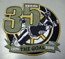 NHL BOSTON BRUINS BOBBY ORR THE GOAL PATCH VERY RARE