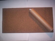 Large Cork Sheet Gasket Material 500x1000x1.5mm Thick