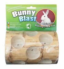 Conejo de juguete para morder secos yuca diversión todo natural Biodegradable Eco Friendly masticar
