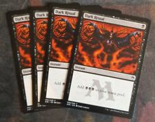 Mtg dark ritual  x 2 great condition