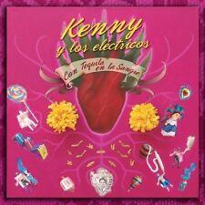 Kenny y Los Electricos Con Tequila En la Sangre  CD New Nuevo sealed