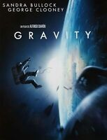 DVD FILM NEUF THRILLER SCIENCE-FICTION : GRAVITY - SANDRA BULLOCK GEORGE CLOONEY