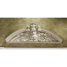 Design Toscano Prometheus, the Rebel Titan Sculptural Wall Pediment
