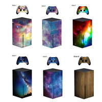 PVC Sticker Skin Decal Protective Film for Xbox Series X Game Console Controller
