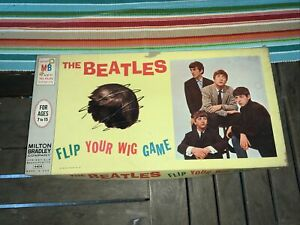The Beatles, Flip Your Wig Game Box