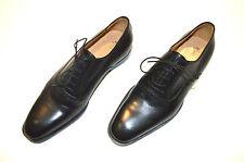 NEW 940,00 SUTOR MANTELLASSI Leather  Shoes Size Eu 44 Uk 10 Us 11 (Cod 2)