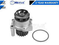 FOR AUDI A2 00-05 A3 03-10 ENGINE COOLING COOLANT WATER PUMP MEYLE 045121011H