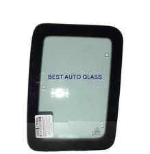 Fits 2000-2014 FORD F250 Passenger Side Rear Right  Quarter Window Glass
