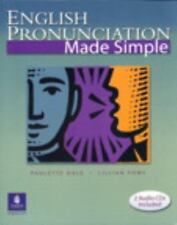 English Pronunciation Made Simple by Lillian Poms and Paulette Dale (2004, Pape…
