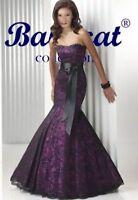 Mermaid Abendkleid Ballkleid Brautjungfernkleid Kleid Partykleid 34-46 A509