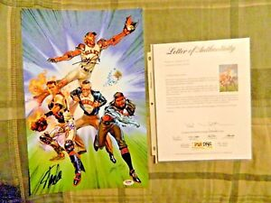 San Francisco Giants 2015 Superheroes and Comics Night Signed Buster Posey Hunte