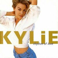 Kylie Minogue - Rhythm of Love - Kylie Minogue CD 50VG The Fast Free Shipping