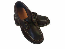 Junior Boys Shoes Timberland Earthkeepers UK 10 EU 28 Moccasin Leather RRP £59 @