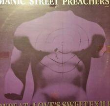 "Manic Street Preachers REPEAT 12"" Single 1991 3trax vgc"