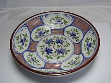 """LE TALLEC TIFFANY & Co.PORCELAIN BOWL """"BLUEBERRY"""" Private Stock France 1978 Rare"""