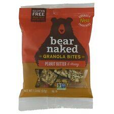 Bear Naked Peanut Butter & Honey Granola Bites 50 - 1.3 oz bags
