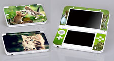 Cat 338 Vinyl Decal Cover Skin Sticker for Nintendo 3DS XL/LL