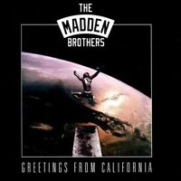 The Madden Brothers - Greetings From California [New & Sealed] CD