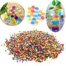 2500 Water Aqua Beads Crystal Table Vase Filler Wedding Party Event Decoration