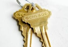 Schlage Set Up Keys 100 Pairs Replacement Rekey Locksmith Sc1 5 Pin