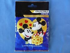 COUPLES  Disney Pin 5 PINS Collectible PIN PACK Mystery NEW 2013 GREAT CHARACTER
