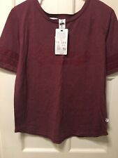 Venley T-Shirt Mississippi State University NEW NWT Size Small