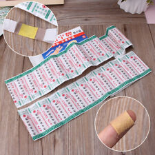 50Pcs Disposable Waterproof Bandage Adhesive Breathable First Aid Kit Stickers