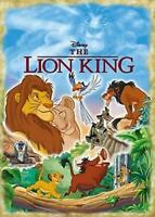 Jumbo 18823 Disney Classic Collection-The Lion King 1000 Piece Jigsaw Puzzle