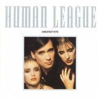 THE HUMAN LEAGUE greatest hits (CD, compilation, 1988) synth pop, very good