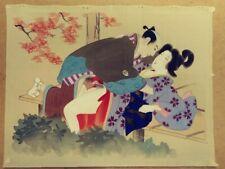 JAPANESE EROTIC SHUNGA