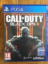 Call of Duty Black Ops 3 (non scellé) - PS4 UK VERSION NEUF!