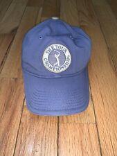 Ahead Performance East Lake Tour Championship Blue Adjustable Mens Golf Hat