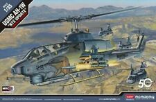 MODEL HELICOPTER ACADEMY USMC AH-1W NTS UPDATE SUPER COBRA 1:35 SCALE