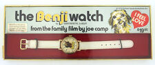 1974 Benji Character Watch by Continental LeJour in Original Box