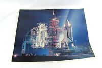 Impact Florida Print #1329-IF Kennedy Space Center Columbia Space Shuttle 1981