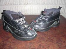Vintage 1999 AIR JORDAN LITTLE XV 15 Size 7C Black 832003 061 BABY VINTAGE OG