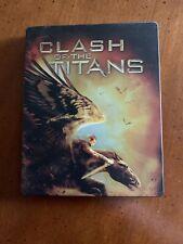 Clash of the Titans (Blu-ray Disc, 2012, Steelbook)