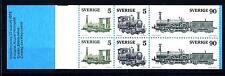 SWEDEN - SVEZIA - 1975 - Locomotive a vapore -