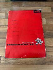 Derbi Predator-LC 1998 Genuine Parts Catalogue