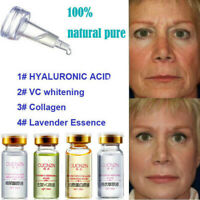 Hyaluronic Acid Natural Firming Collagen Strong Anti Wrinkle Serum Skin Care New
