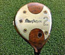 MacGregor Toney Penna 2 Wood  RH / Pro-Pel Action Firm Steel / New Grip / mm0840