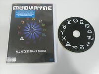 MUDVAYNE ALL ACCESS TO ALL THINGS DVD EPIC 2003