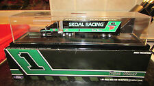 "Action FORD ""SKOAL RACING, RICK MAST"" Diecast car transporter 1:96. Ltd Edition."