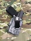 Kryptek Raid Kydex IWB Holster for Glock 19 23 32 RMR Cut Surefire XC1